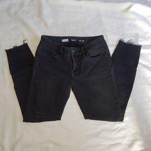 Van's Distressed Jeans